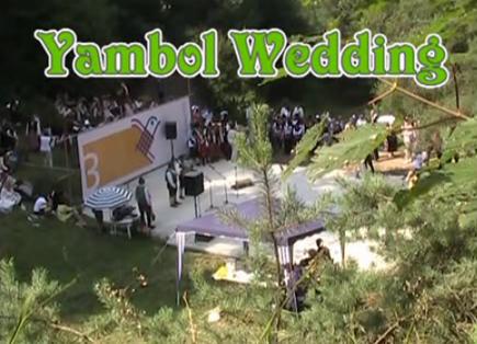 Yambol Wedding