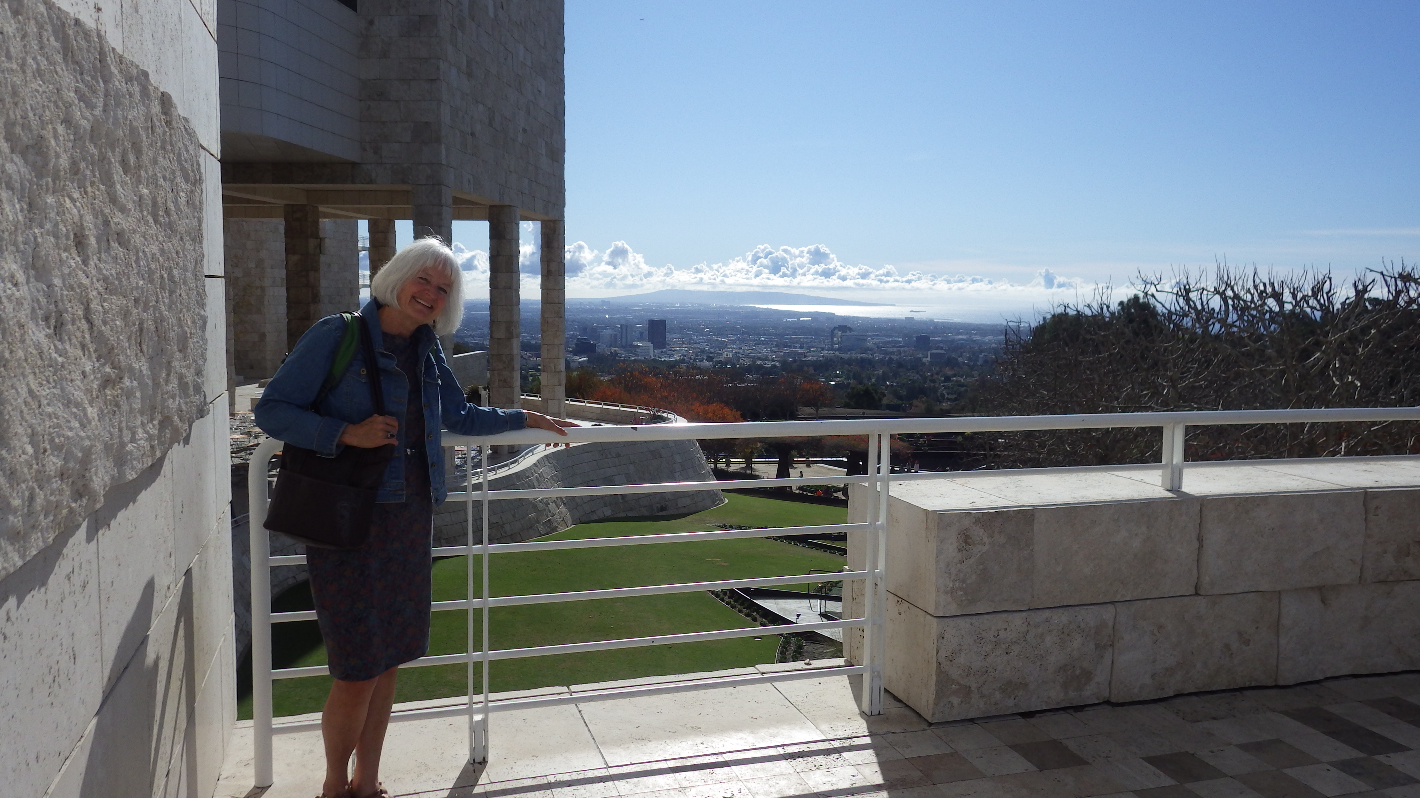Marion at the Getty