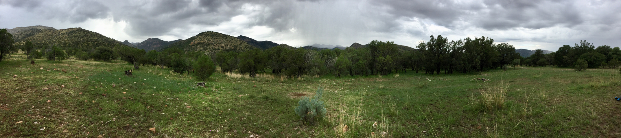 Rucker Canyon Storm