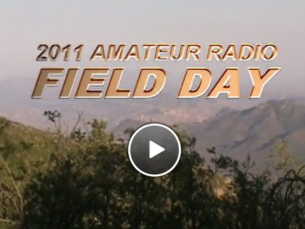 Ham Radio Field Day 2011