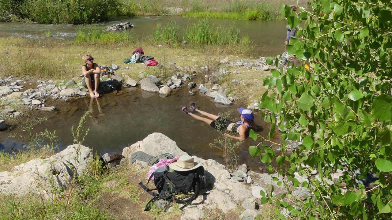 Lightfeather Hot Springs