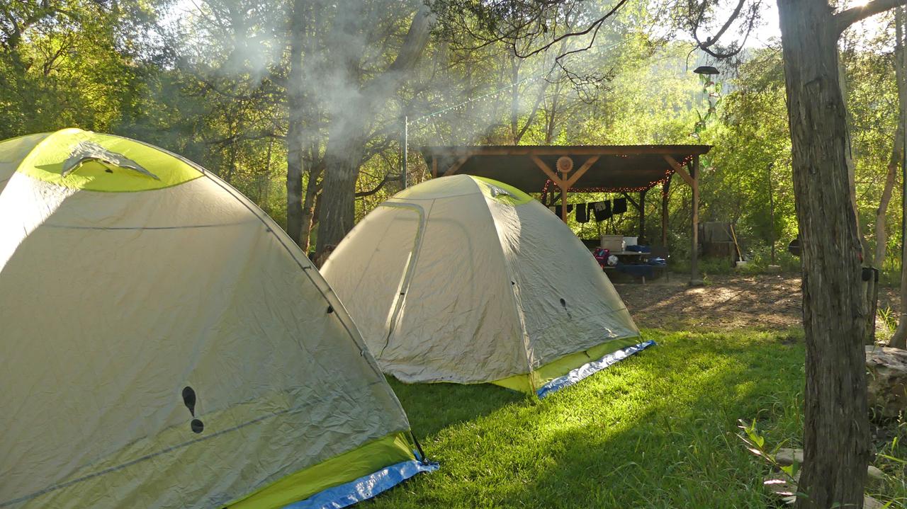 Mirasol tents