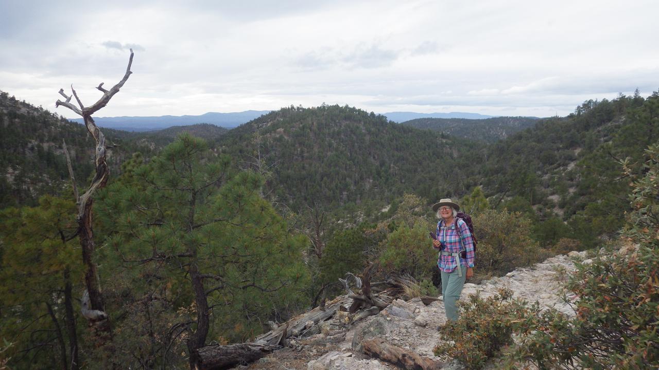 trail to Rocky Point