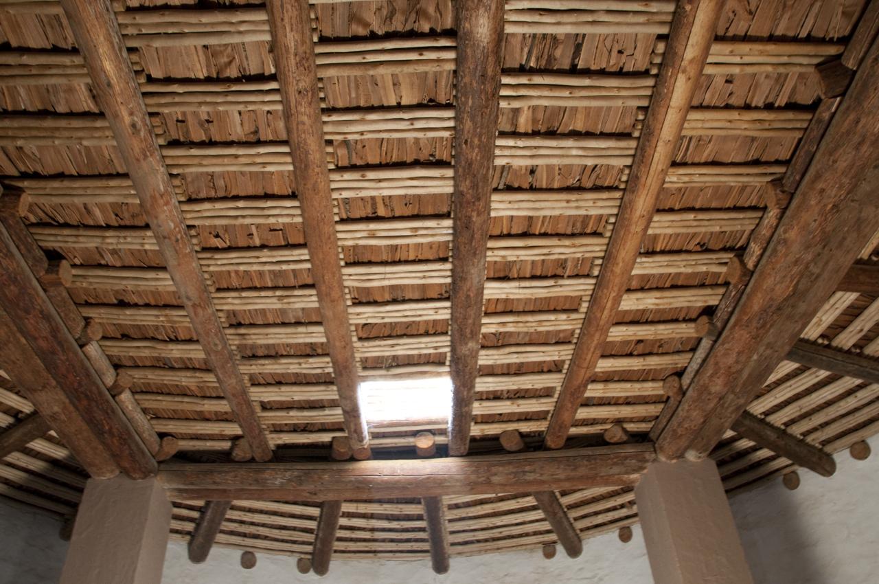 great kiva ceiling
