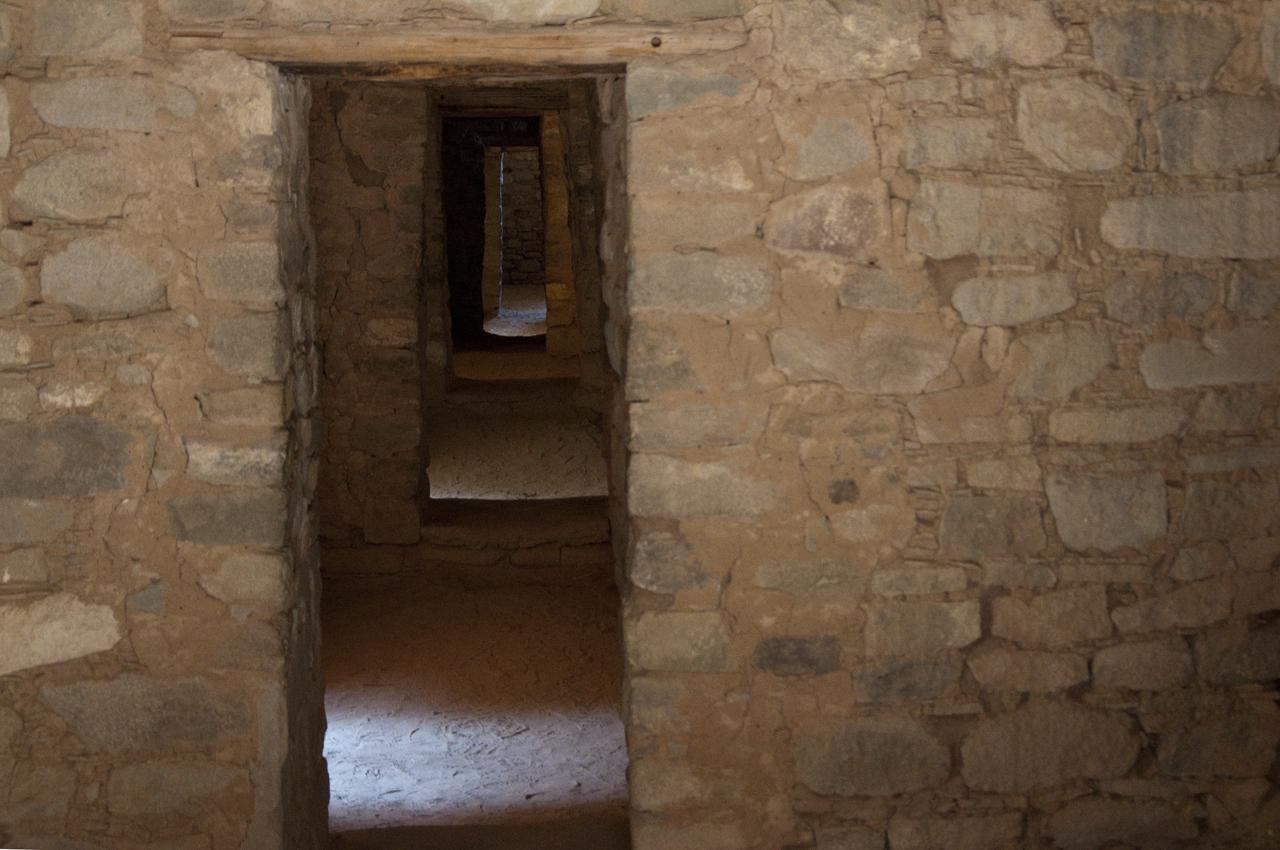 low doorways